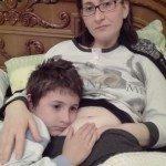 Niki e mamma